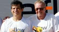 Abude e Overbeck faturam torneio de convidados da Eflow