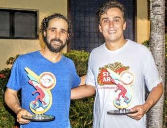 Sexta-feira de gala definiram os campeões da etapa Portte