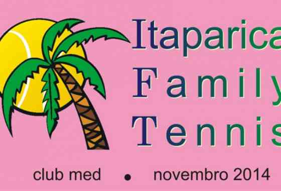 Itaparica Family Tennis no Club Med