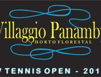 Villaggio Panamby realizará seu 4o. Open de T~enis