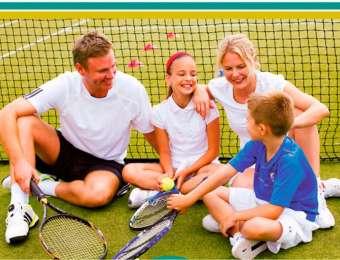 Em dezembro tem Itaparica Tennis Family