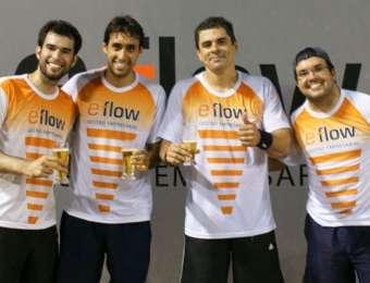 36 participaram do Torneio-início da Eflow
