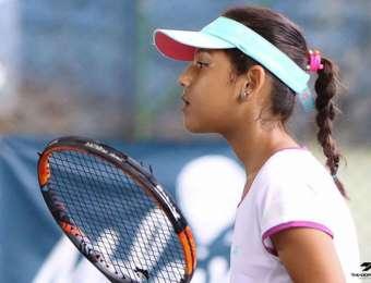 Luana conquista título brasileiro nos 12 anos