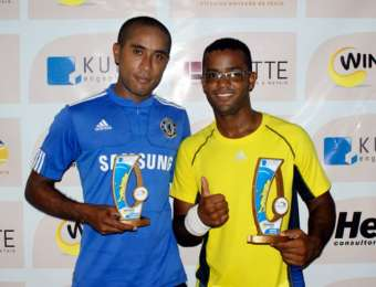 Etapa Kubo conhece seus campeões